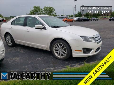 2011 Ford Fusion for sale at Mr. KC Cars - McCarthy Hyundai in Blue Springs MO
