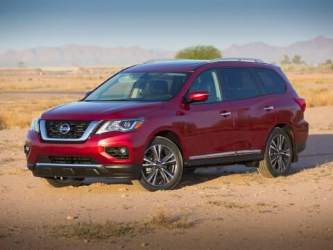 2018 Nissan Pathfinder for sale at Radley Cadillac in Fredericksburg VA