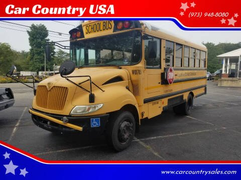 2007 IC Bus BE Series for sale at Car Country USA in Augusta NJ