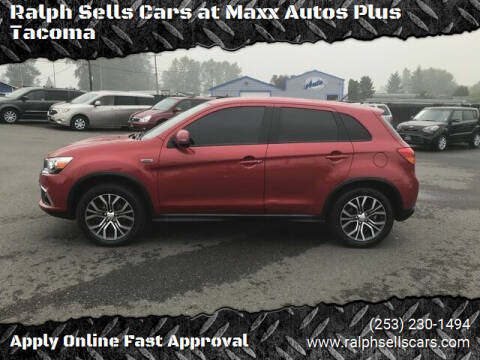 2016 Mitsubishi Outlander Sport for sale at Ralph Sells Cars at Maxx Autos Plus Tacoma in Tacoma WA