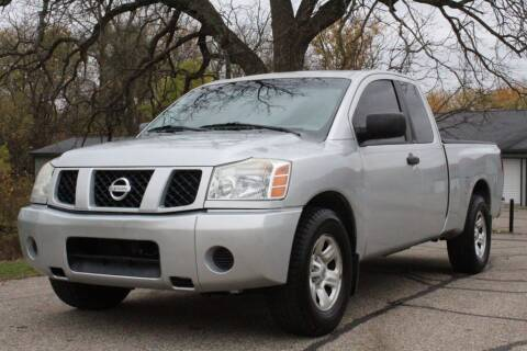 2007 Nissan Titan for sale at S & L Auto Sales in Grand Rapids MI