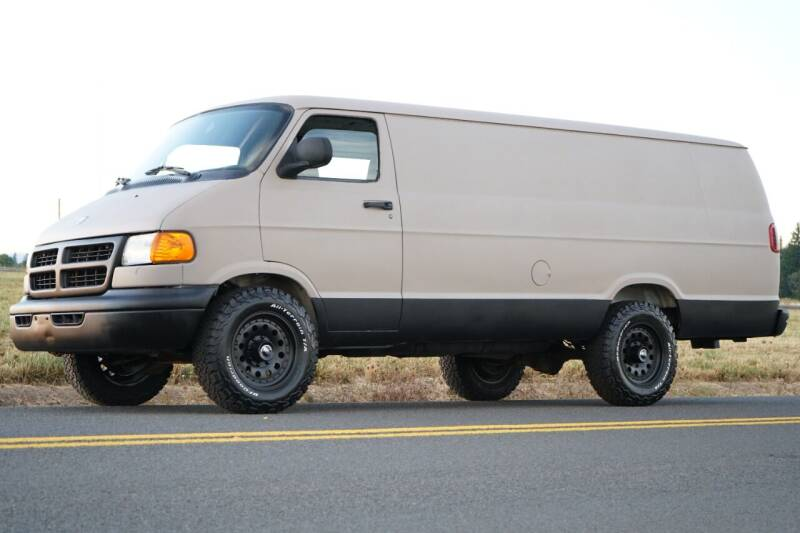 2001 Dodge Ram Cargo for sale at Overland Automotive in Hillsboro OR