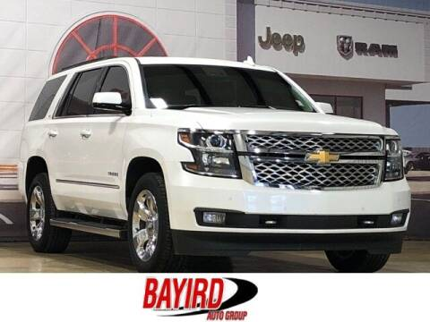 2016 Chevrolet Tahoe for sale at Bayird Truck Center in Paragould AR