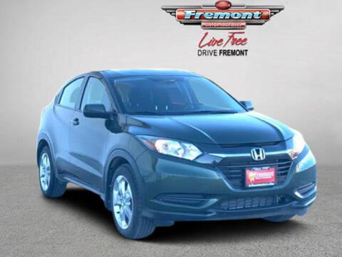 2016 Honda HR-V for sale at Rocky Mountain Commercial Trucks in Casper WY