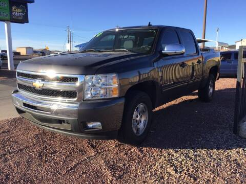 2011 Chevrolet Silverado 1500 for sale at SPEND-LESS AUTO in Kingman AZ