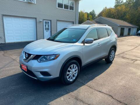 2016 Nissan Rogue for sale at Glen's Auto Sales in Fremont NH