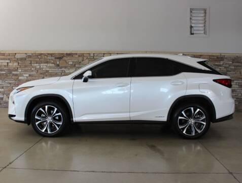 2017 Lexus RX 450h for sale at Bud & Doug Walters Auto Sales in Kalamazoo MI