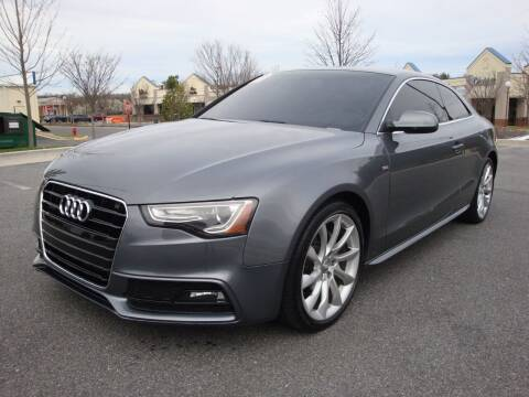 2014 Audi A5 for sale at Source Auto Group in Lanham MD