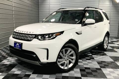 2017 Land Rover Discovery for sale at TRUST AUTO in Sykesville MD