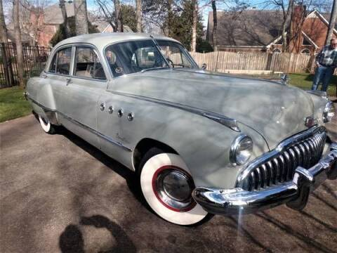 1949 Buick Roadmaster for sale at Classic Car Deals in Cadillac MI