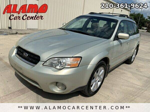 2007 Subaru Outback for sale at Alamo Car Center in San Antonio TX