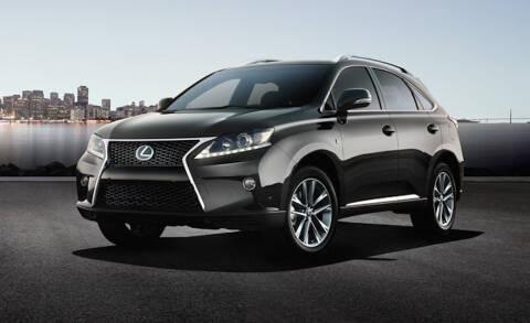 2015 Lexus RX 350 for sale at KLC AUTO SALES in Agawam MA