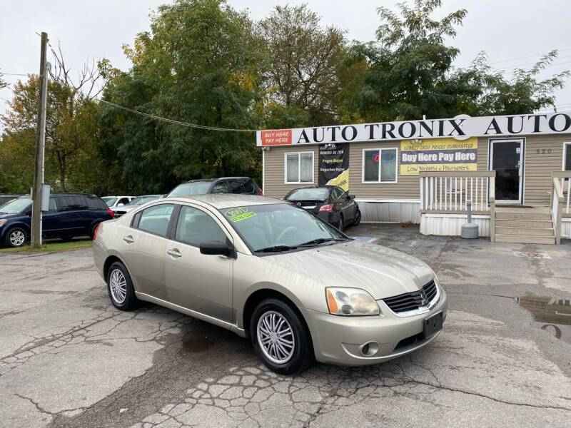 2007 Mitsubishi Galant for sale at Auto Tronix in Lexington KY