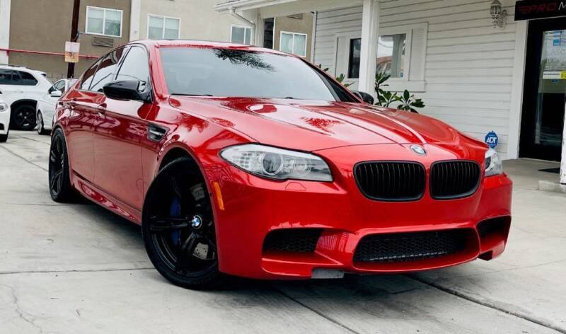 2013 BMW M5 for sale at Pro Motorcars in Anaheim CA