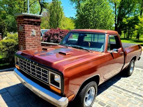 1968 Dodge Ram for sale at Black Tie Classics in Stratford NJ