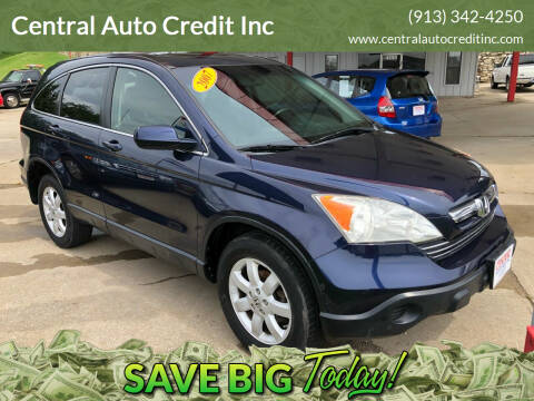 2007 Honda CR-V for sale at Central Auto Credit Inc in Kansas City KS