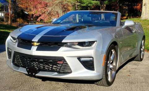 2017 Chevrolet Camaro for sale at The Car Store in Milford MA