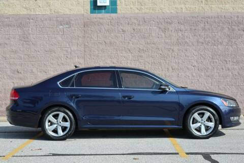 2015 Volkswagen Passat for sale at NeoClassics - JFM NEOCLASSICS in Willoughby OH