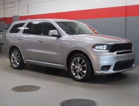 2019 Dodge Durango for sale at CU Carfinders in Norcross GA