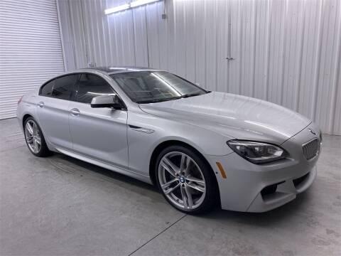 2015 BMW 6 Series for sale at JOE BULLARD USED CARS in Mobile AL