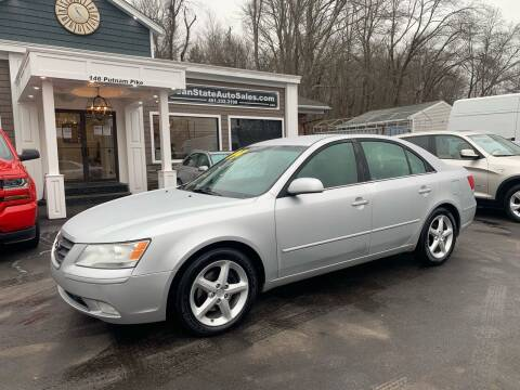 2009 Hyundai Sonata for sale at Ocean State Auto Sales in Johnston RI
