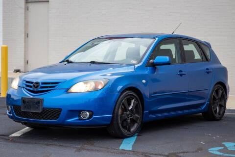 2005 Mazda MAZDA3 for sale at Carland Auto Sales INC. in Portsmouth VA