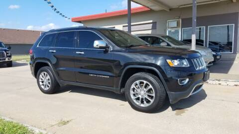 2014 Jeep Grand Cherokee for sale at S & S Sports and Imports in Newton KS