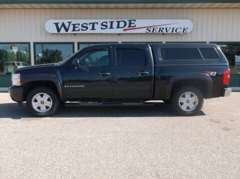 2009 Chevrolet Silverado 1500 for sale at West Side Service in Auburndale WI
