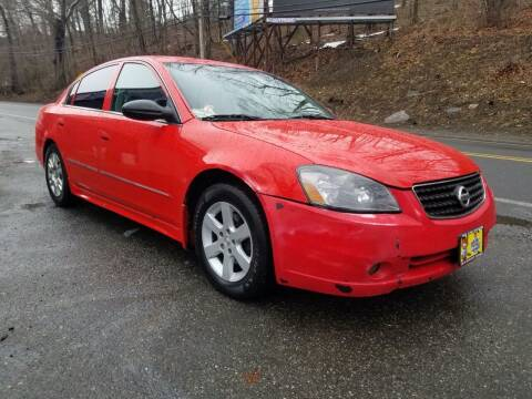 2006 Nissan Altima for sale at Bloomingdale Auto Group in Bloomingdale NJ