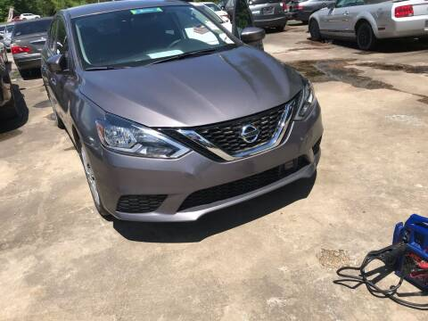 2019 Nissan Sentra for sale at EADS AUTO SALES in Arlington TN