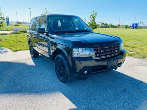 2011 Land Rover Range Rover for sale at Airport Motors in Saint Francis WI