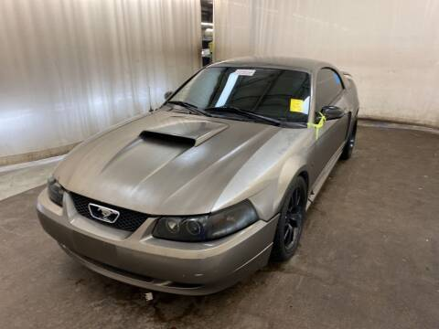 2002 Ford Mustang for sale at Sportscar Group INC in Moraine OH
