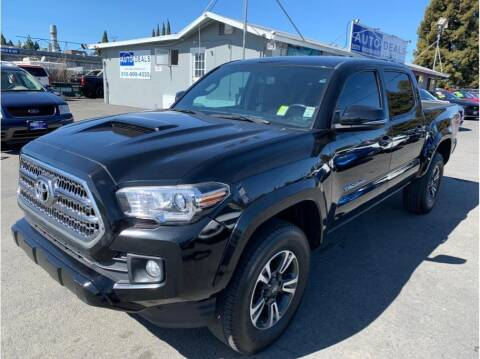 2017 Toyota Tacoma for sale at AutoDeals in Hayward CA