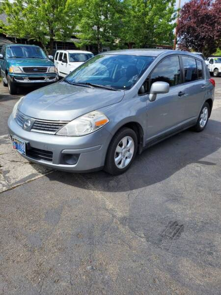 2007 Nissan Versa for sale at Blue Line Auto Group in Portland OR