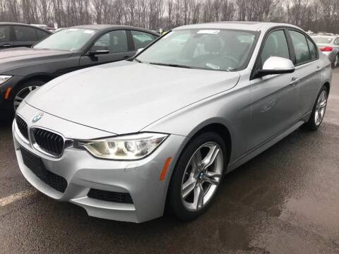 2013 BMW 3 Series for sale at SILVER ARROW AUTO SALES CORPORATION in Newark NJ