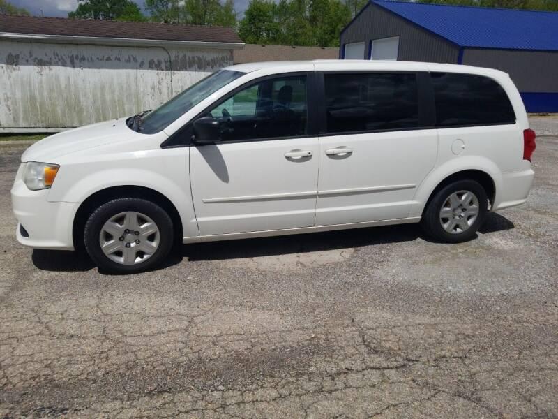 2012 Dodge Grand Caravan for sale at David Shiveley in Mount Orab OH