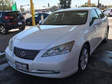 2008 Lexus ES 350 for sale at Fiesta Motors Inc in Las Cruces NM
