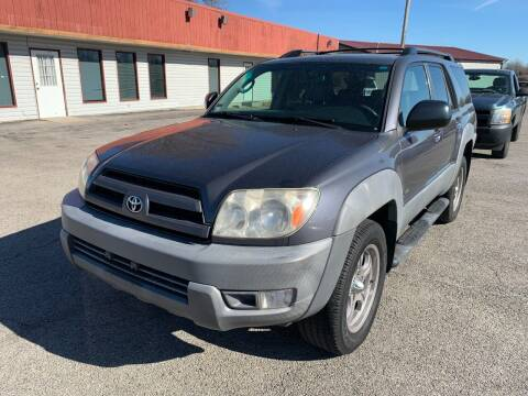 2003 Toyota 4Runner for sale at Best Buy Auto Sales in Murphysboro IL