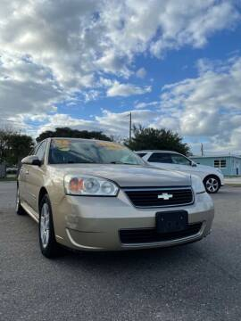 2006 Chevrolet Malibu Maxx for sale at Good Clean Cars in Melbourne FL