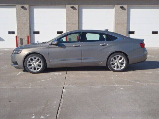 2019 Chevrolet Impala for sale at Thurk Bros Auto in St Bonifacius MN