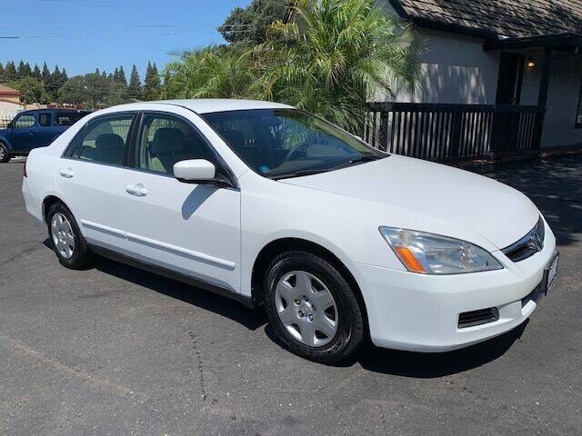 2007 Honda Accord for sale at Three Bridges Auto Sales in Fair Oaks CA