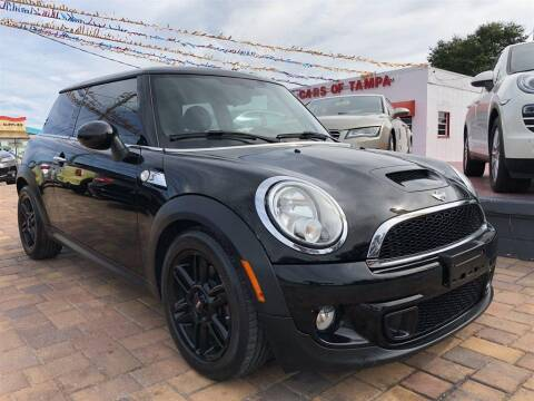 2013 MINI Hardtop for sale at Cars of Tampa in Tampa FL