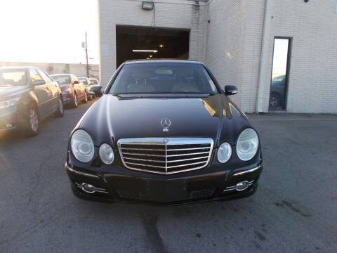 2008 Mercedes-Benz E-Class for sale at ACH AutoHaus in Dallas TX