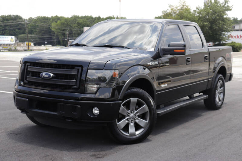 2013 Ford F-150 for sale at Auto Guia in Chamblee GA
