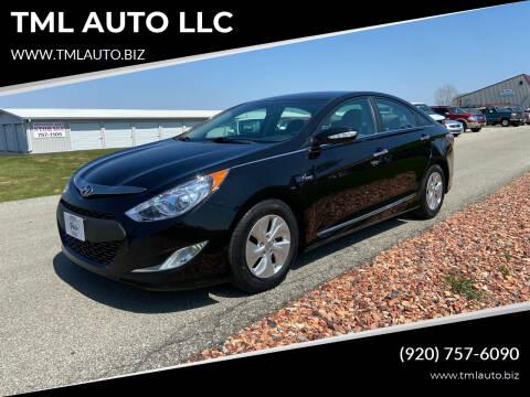 2014 Hyundai Sonata Hybrid for sale at TML AUTO LLC in Appleton WI