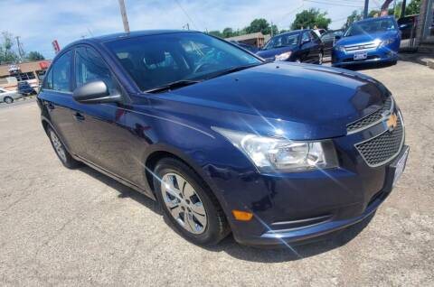 2011 Chevrolet Cruze for sale at Nile Auto in Columbus OH
