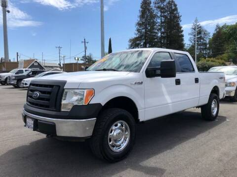 2012 Ford F-150 for sale at C J Auto Sales in Riverbank CA