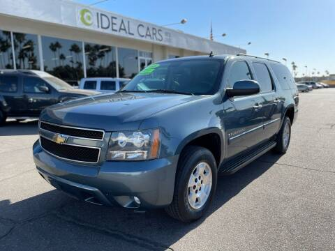 2008 Chevrolet Suburban for sale at Ideal Cars in Mesa AZ