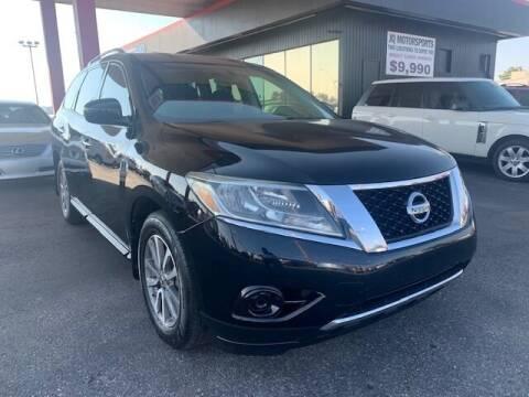 2014 Nissan Pathfinder for sale at JQ Motorsports East in Tucson AZ