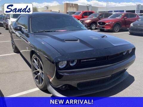 2015 Dodge Challenger for sale at Sands Chevrolet in Surprise AZ